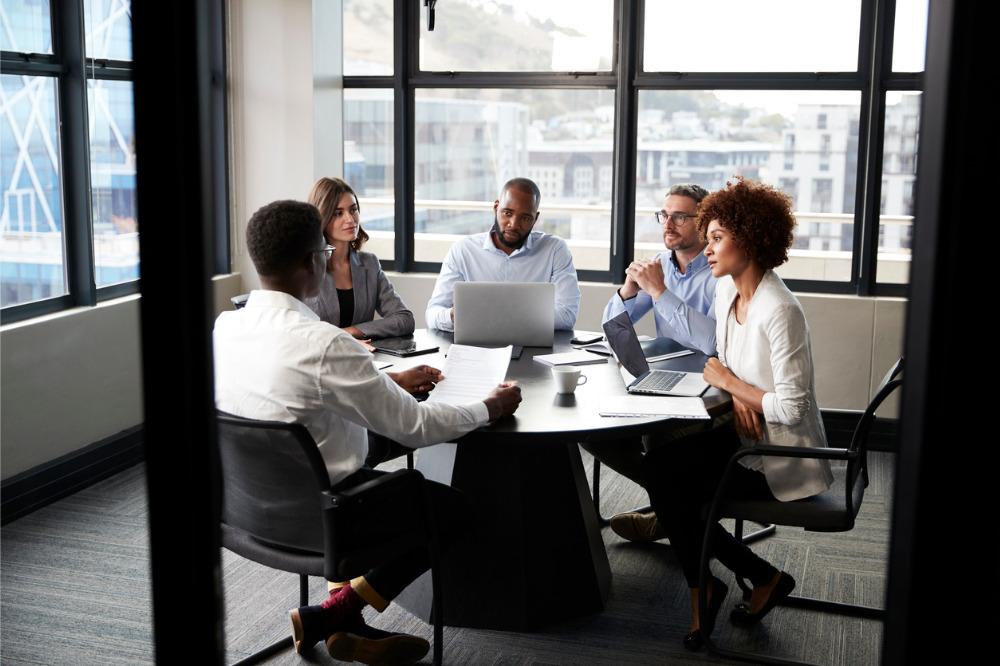 Managing business risks isn