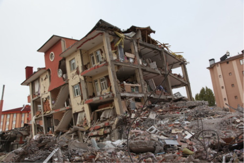 Insurers start receiving claims for earthquake damage