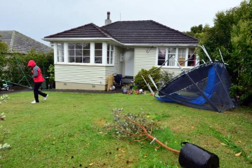 Auckland tornado sets New Zealand insured loss record