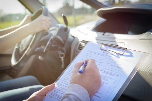 Vehicle and driving tests suffer setback during lockdown