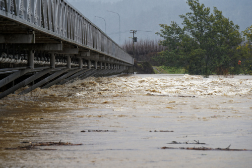 Coastal flooding to drive Kiwis to adapt to climate change