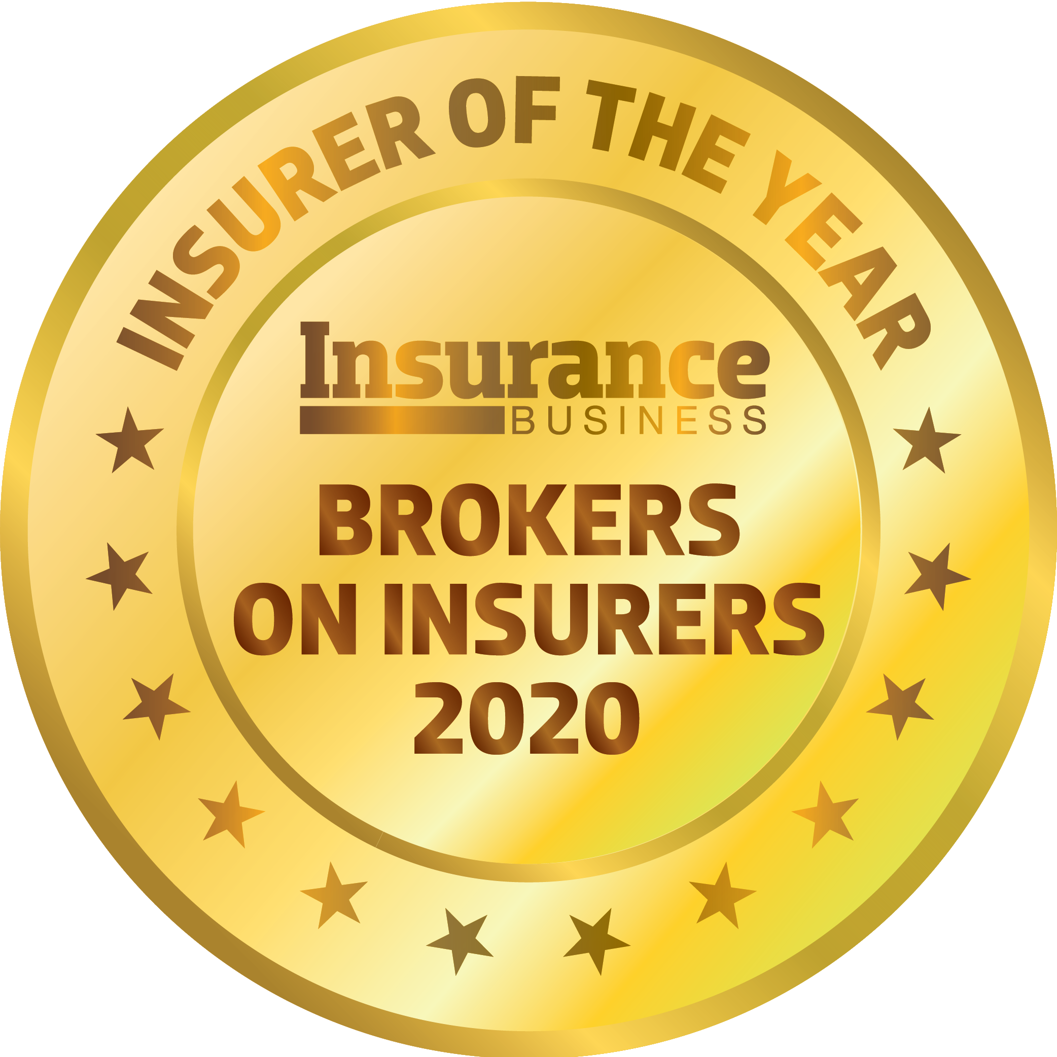 Insurer of the year