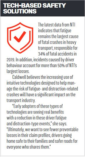 Tech-based safety solutions