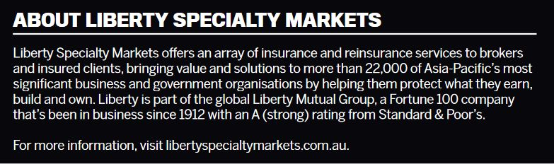About Liberty Specialty Markets