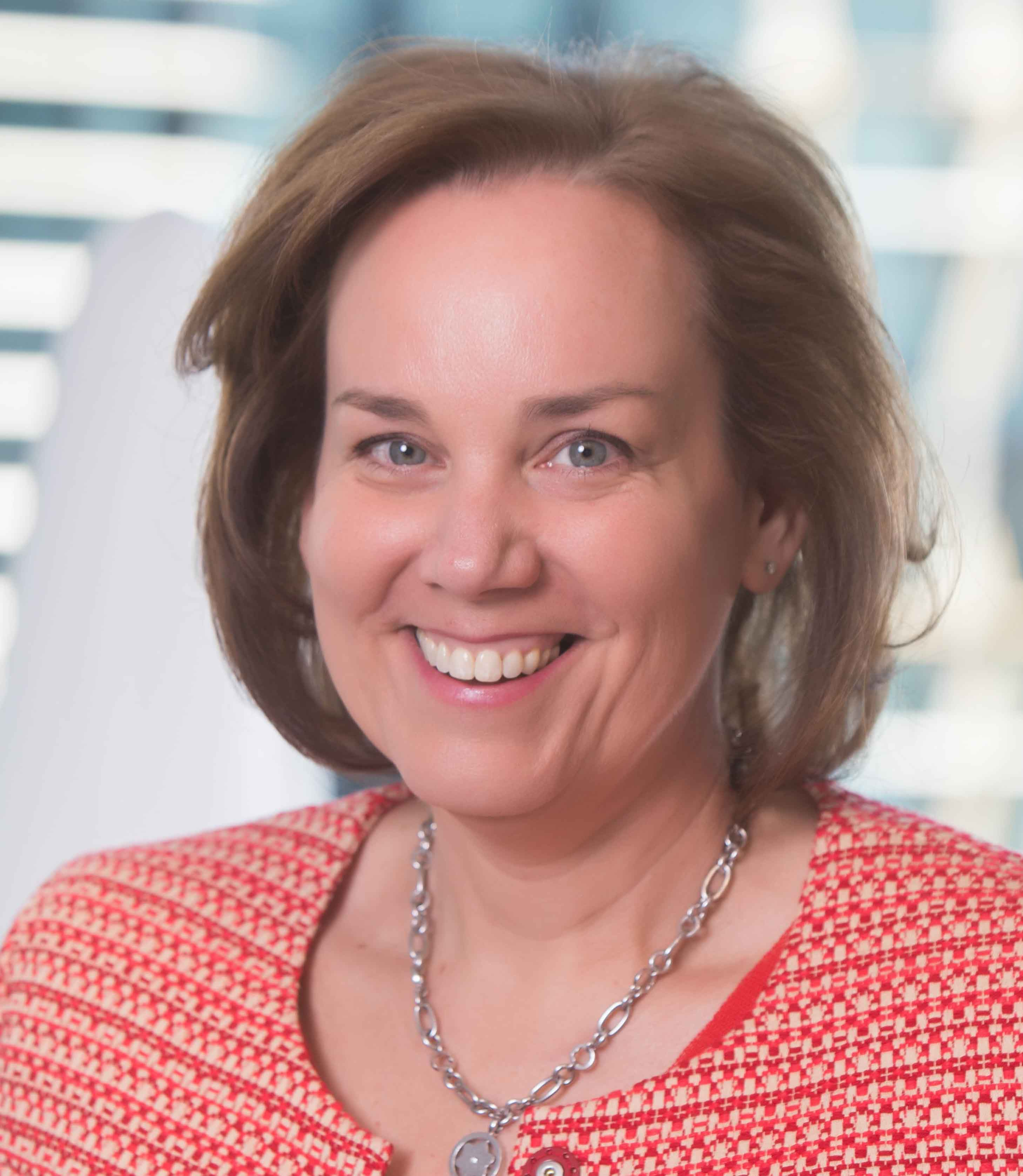 Melanie Slack, Swiss Re Corporate Solutions