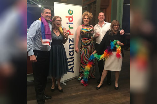 Embracing diversity at Allianz Australia