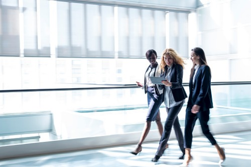 Female leaders are key to business