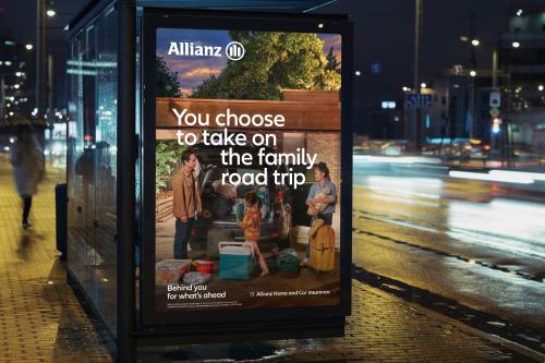 Allianz launches new brand campaign