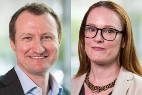 Arch makes two executive appointments