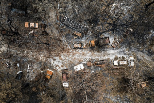 Greatest damage segment of Australian fires revealed