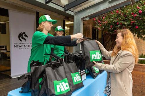Coronavirus: nib assists international students of University of Newcastle