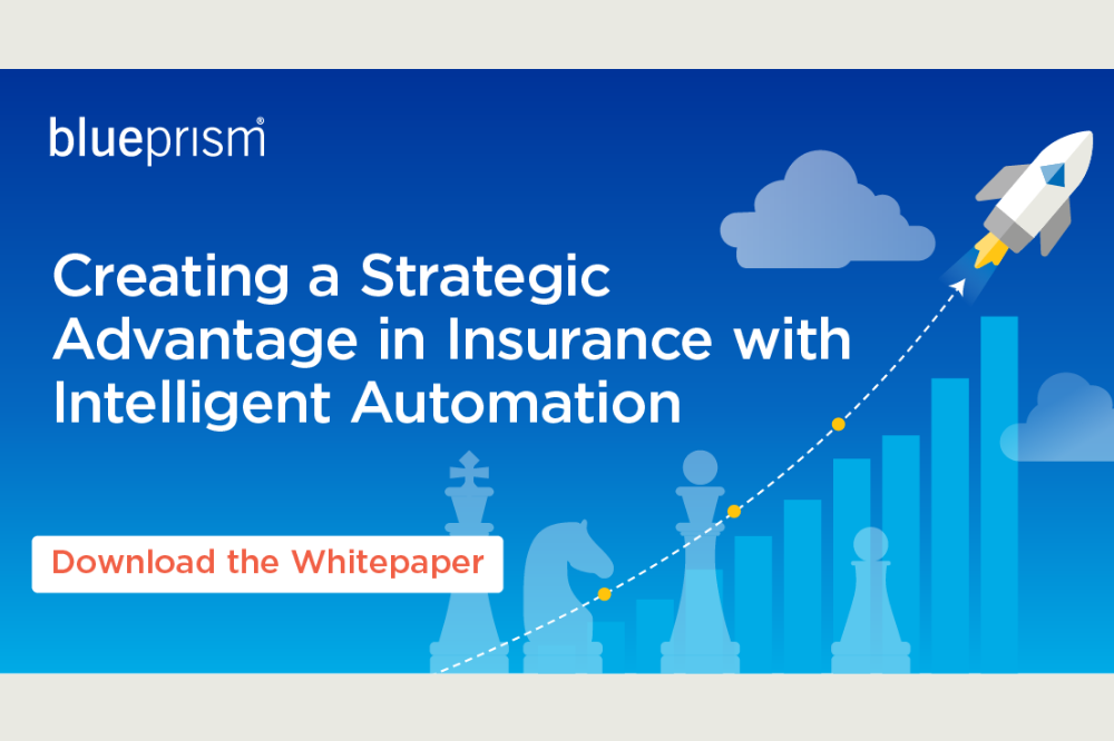 Free Whitepaper: Intelligent Automation in Insurance