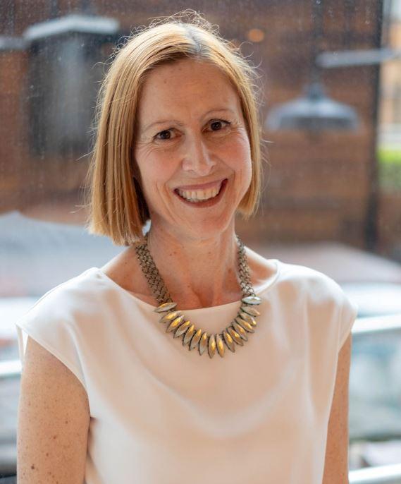Catherine McNair, QBE
