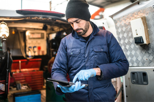 NTI unveils newest vehicle restoration