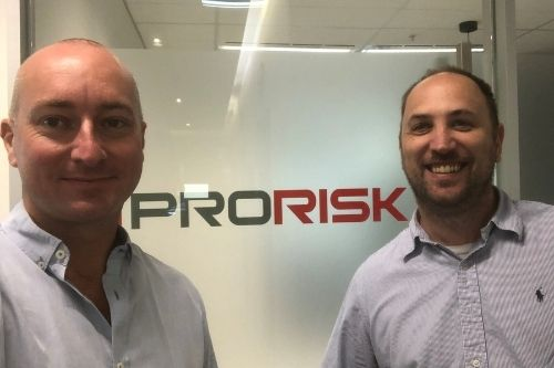 ProRisk duo to take on charity adventure