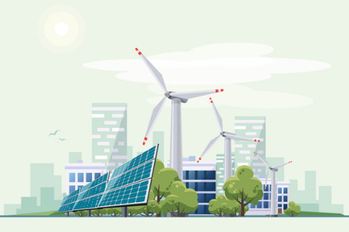 The green light for renewables
