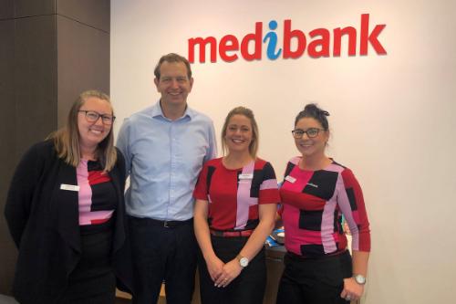 Medibank names CEO successor