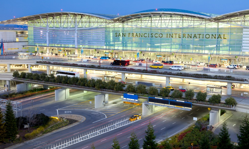 San Francisco Intl Airport orders onsite workers to be vaccinated