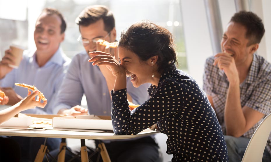The relevance of wellbeing to modern corporate culture