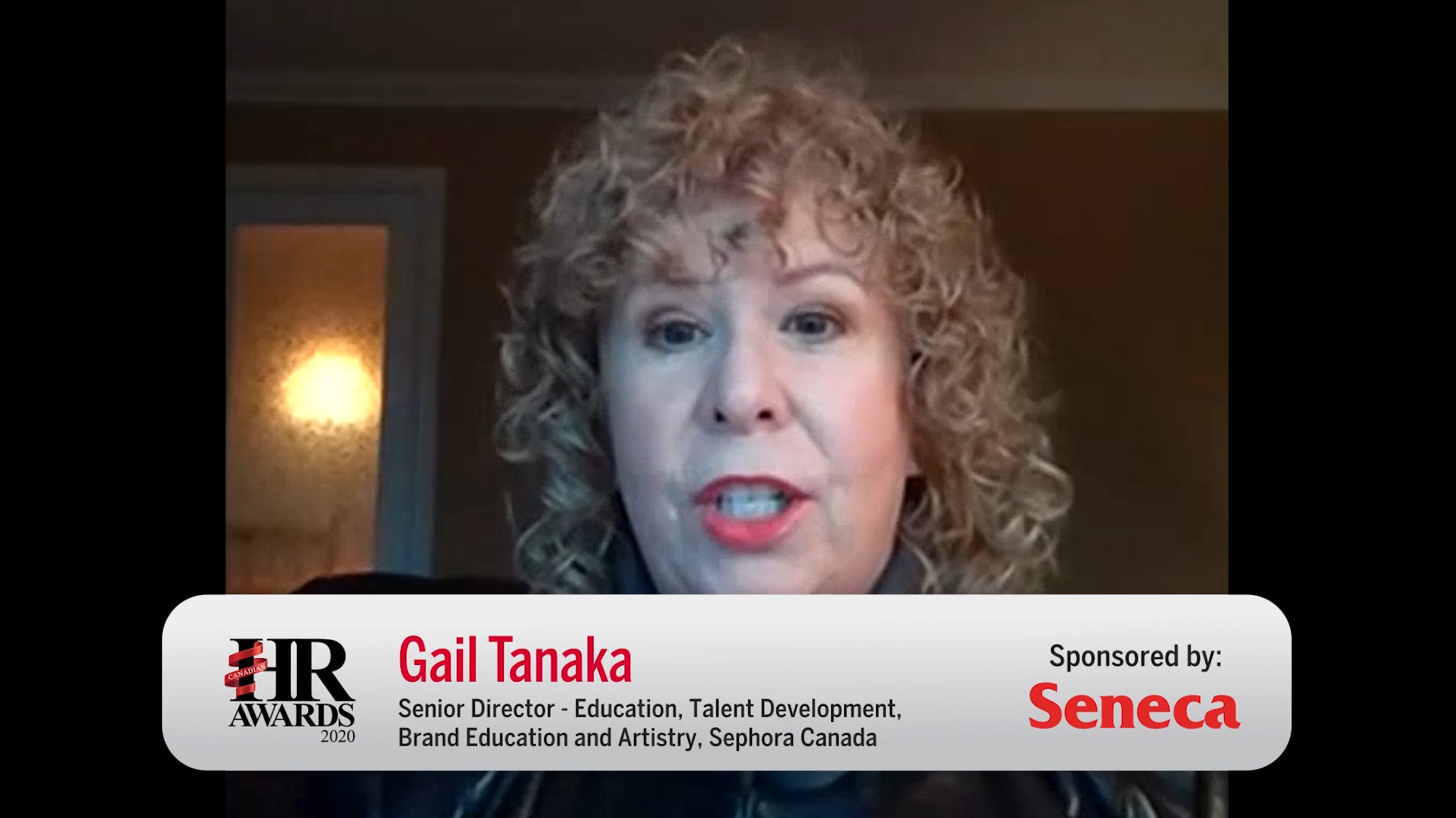 Video interview: Gail Tanaka, Senior Director, Education, Talent Development and Artistry at Sephora