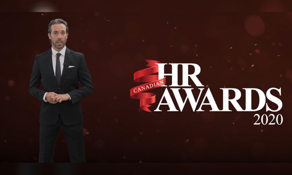 Meet your host for the 2020 Canadian HR Awards