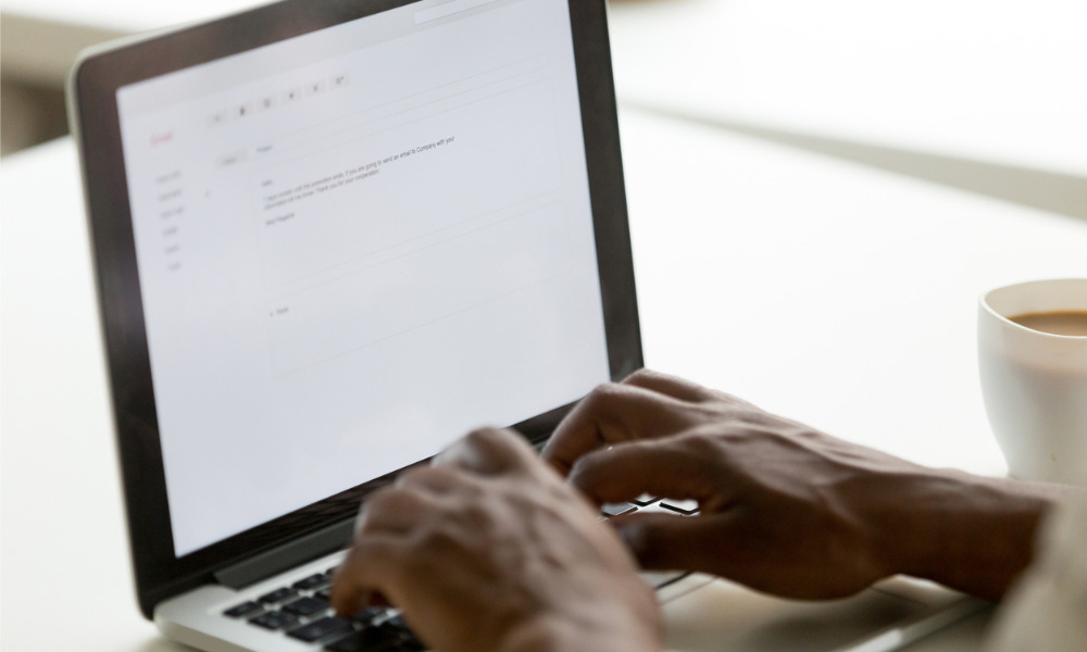Recruiter sends 'prejudiced' reply by mistake