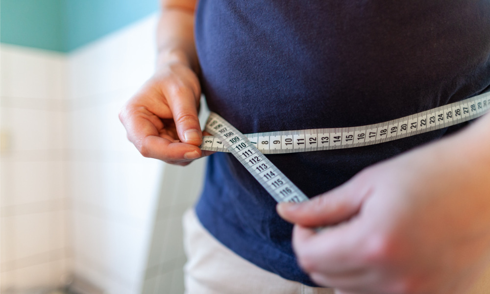 What does obesity mean for employee health?