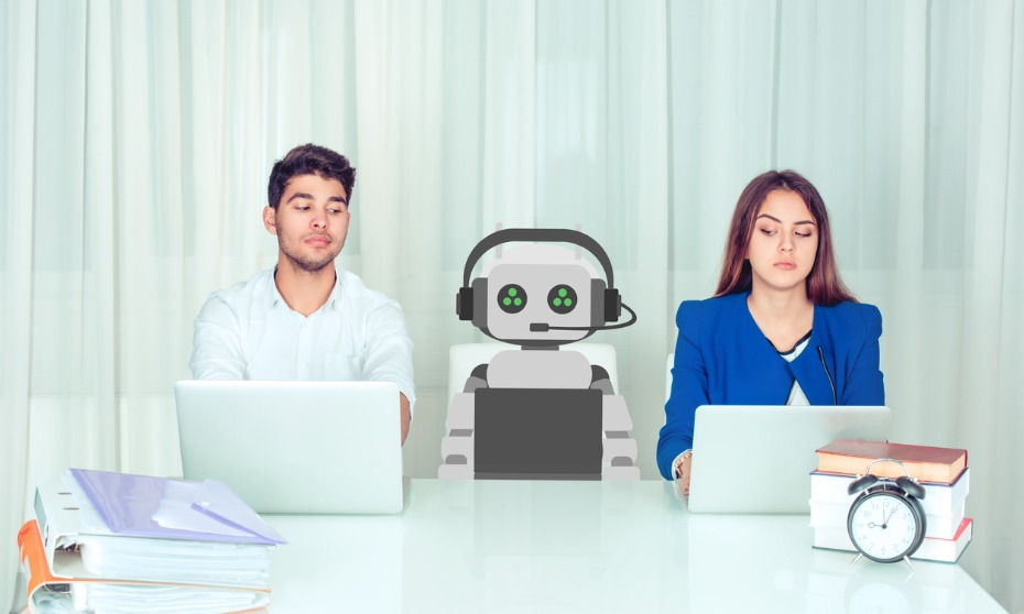Are employees sabotaging workplace bots?
