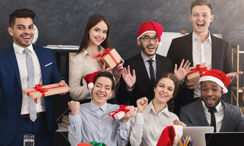 How to have a successful office Christmas party