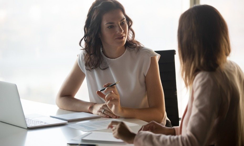 Financial worry: When should HR step in?