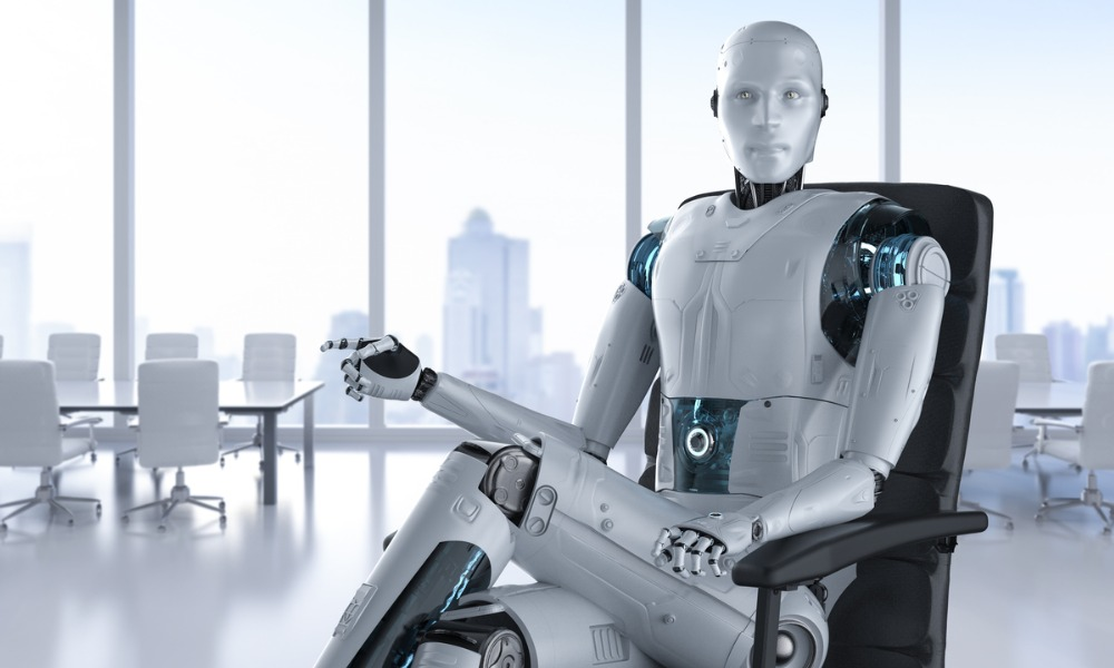 Would employees prefer a human or robot boss?