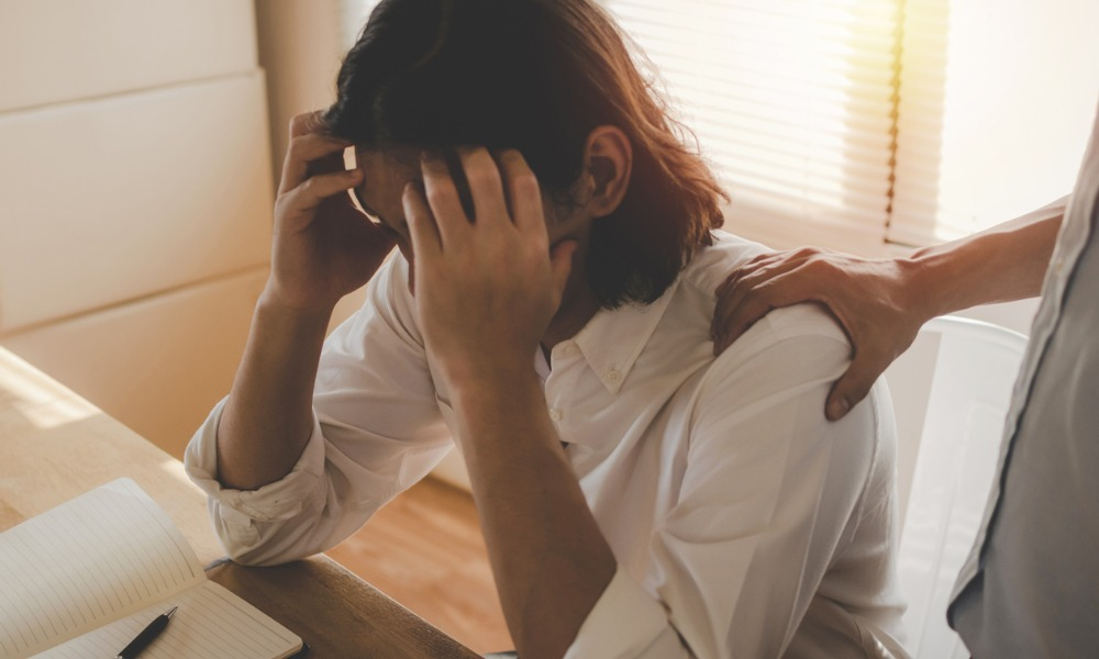 How to support employees through a grieving process