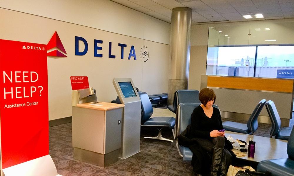 Delta Air Lines workers sue retailer over 'toxic' uniforms