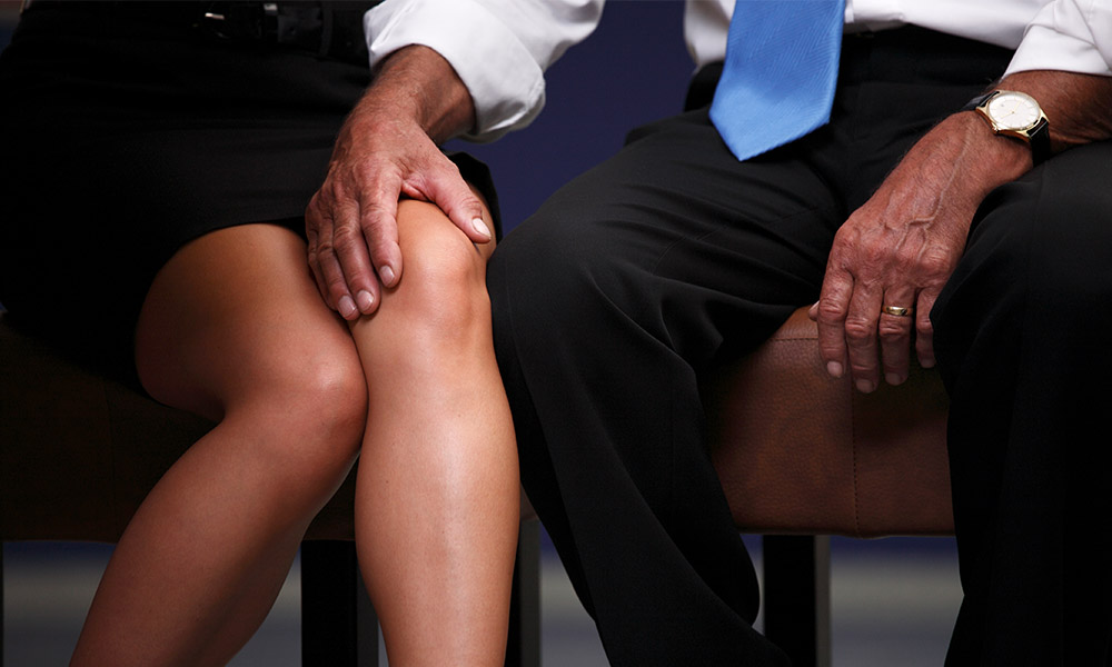 Women in leadership roles more prone to workplace harassment