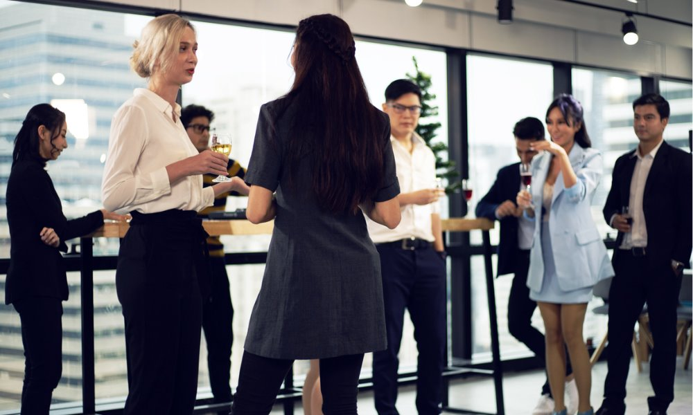 HR's tips for workplace party etiquette