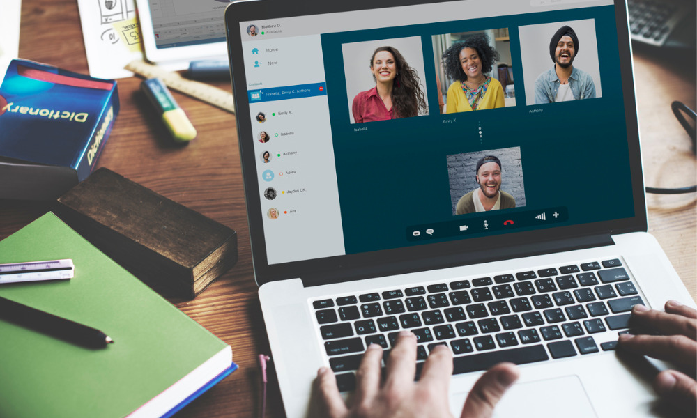 How can teams stay inclusive when operating remotely?