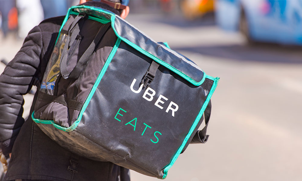 Uber Eats drivers are not employees, FWC rules
