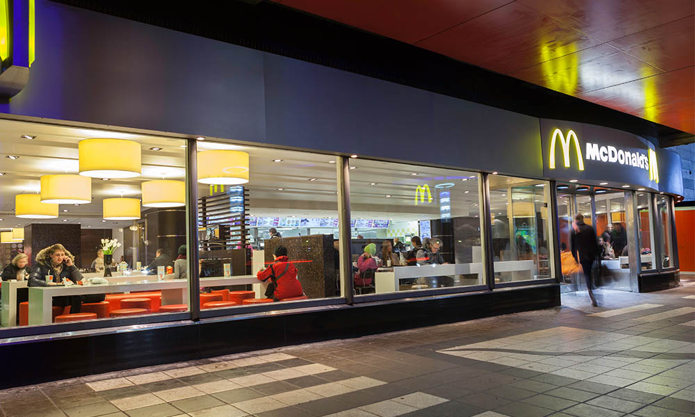 McDonald's Canada outlet closes after employee tests positive for COVID-19