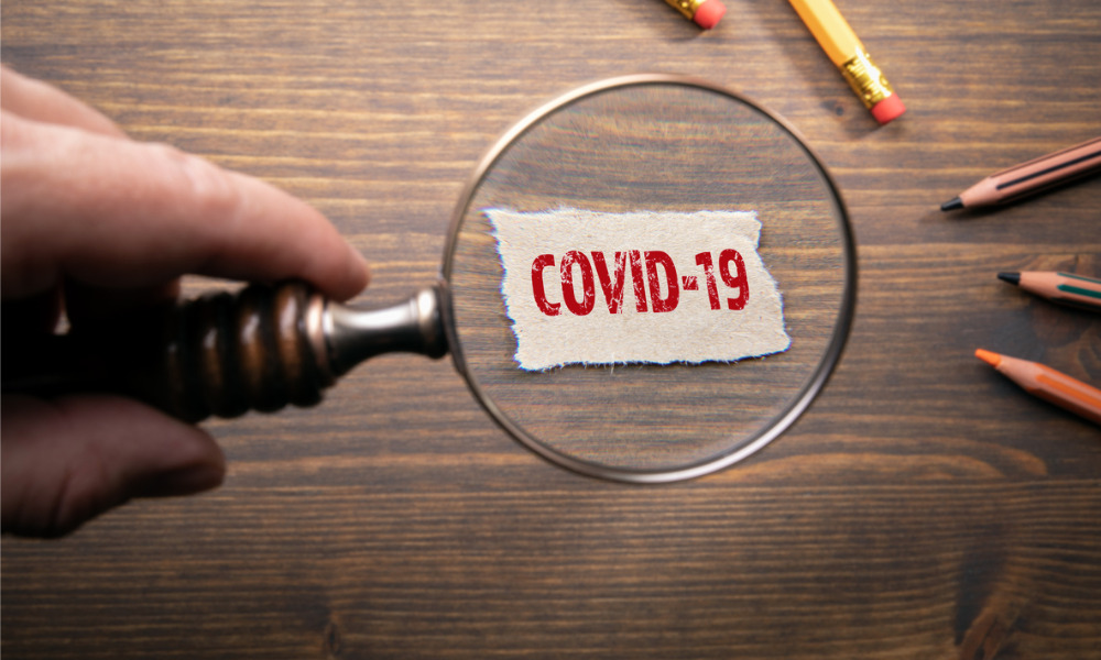 COVID assistance funds potentially 'wasted', study claims