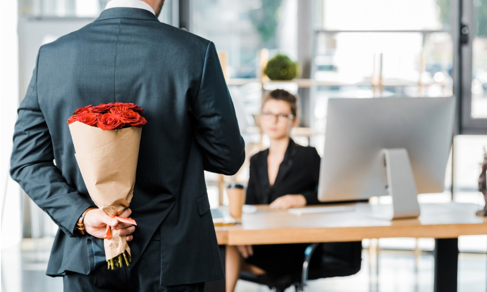 Office romances: What are employers' legal obligations?