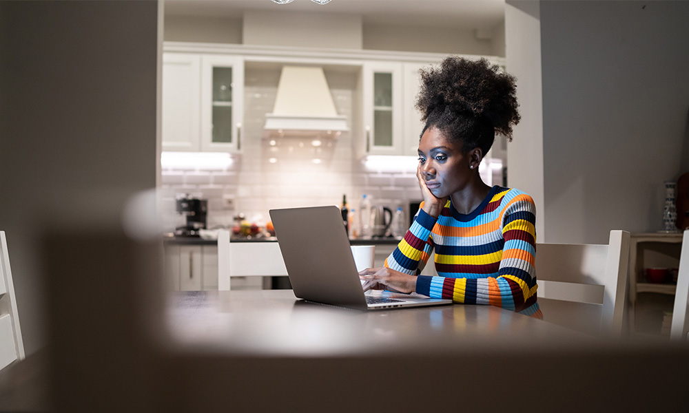 Working from home? Here's how to achieve mental bliss