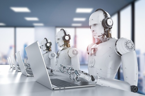 How can you benefit from AI transformed workforce