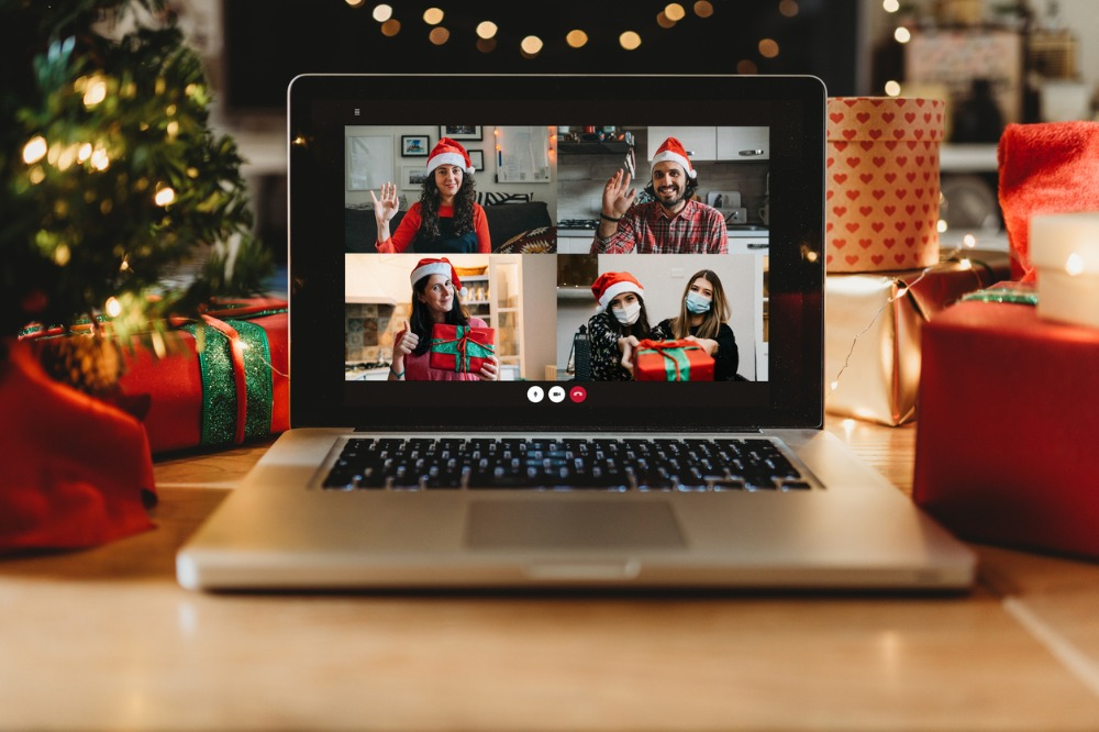 Happy holidays? VP people reveals tips for remote celebrations