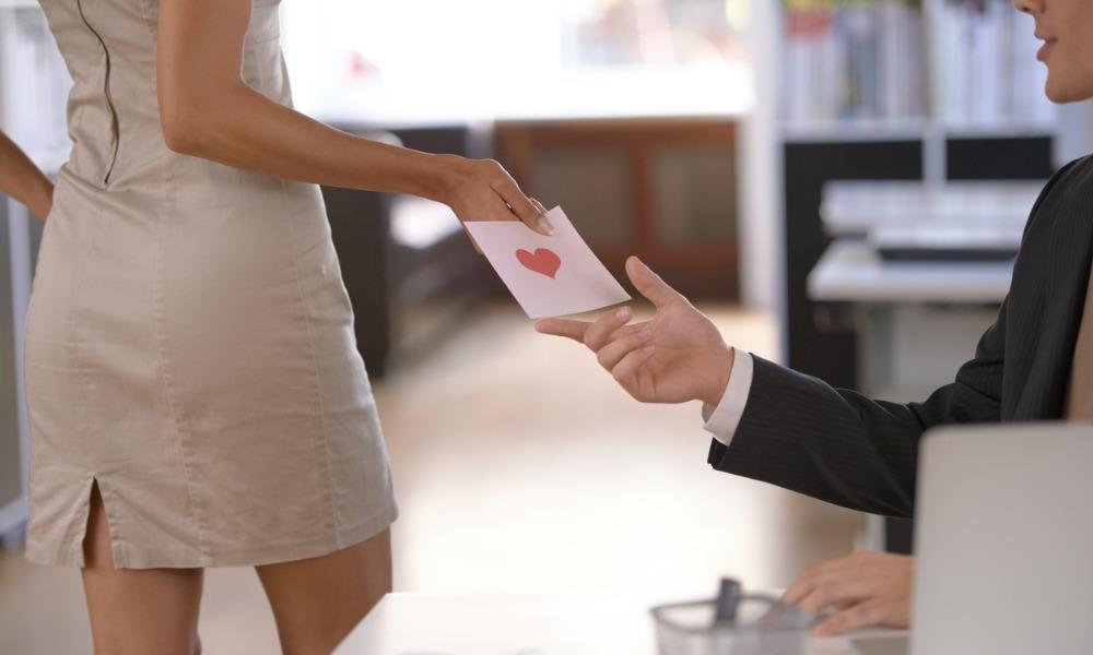 Office romances: Four legal consequences for HR