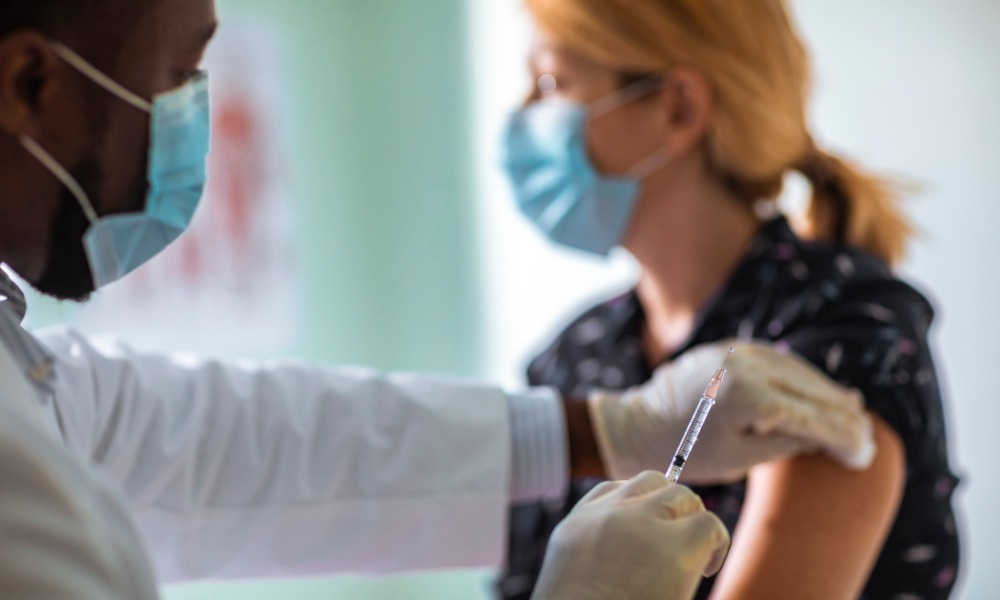 Facebook: COVID-19 vaccine not mandatory for staff