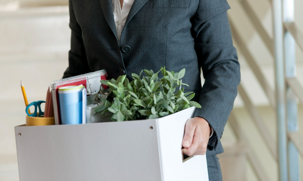 Laid off over COVID? You can't claim constructive dismissal
