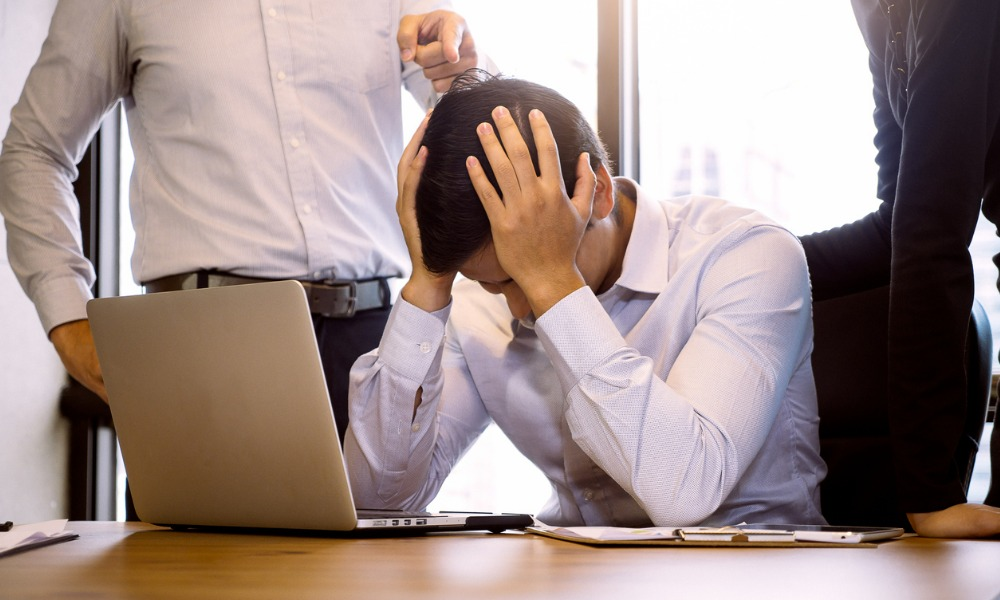 Toxic mangers trigger employee depression