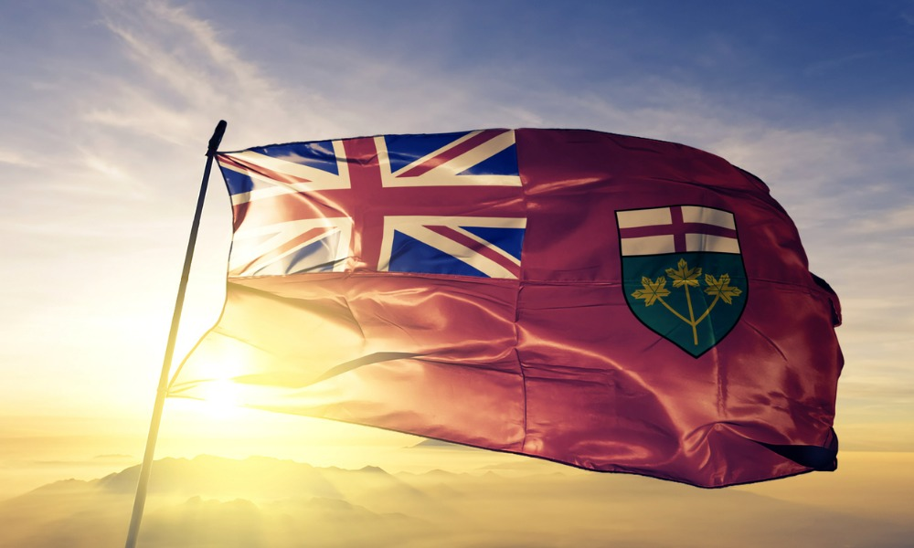 Petition launched to make Ontario flag more 'inclusive'