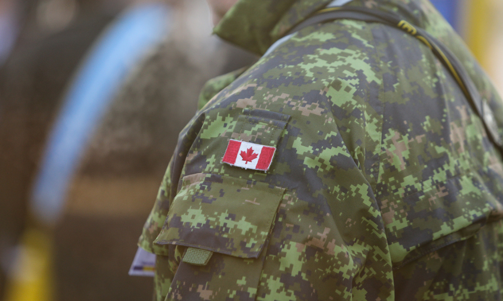 Sexual misconduct in Canadian Forces remains 'persistent'