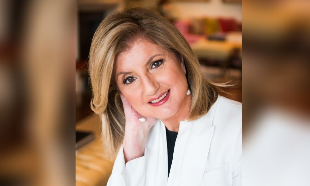 Arianna Huffington: Why HR is the most important leader in the C-suite